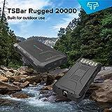 Techsmarter 20,000mah Rugged & Waterproof 18W Power