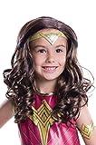Rubies JL Wonder Woman Child Wig-Standard
