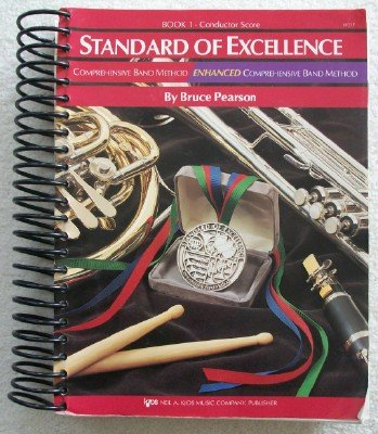 Standard of Excellence Enhanced Comprehensive Band Method, Book 1: Conductor Score (Enhanced Comprehensive Band Method, Bk1)