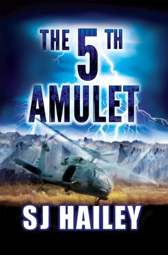 Book: The 5th Amulet by S J Hailey