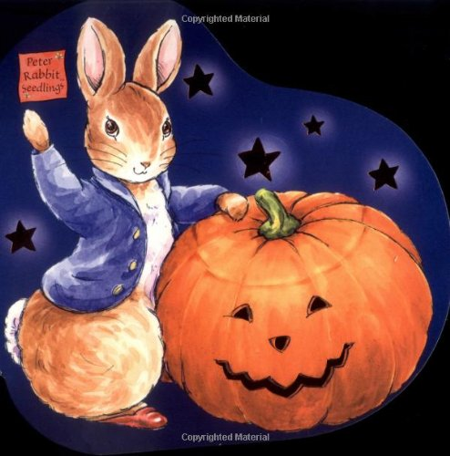 Download Peter Rabbit's Halloween (Peter Rabbit Seedlings) pdf