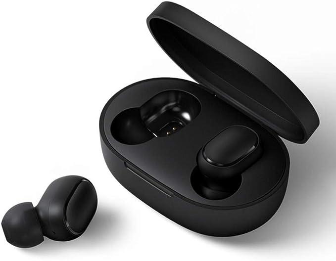 Lightweight Black//Red Over-Ear Comfort Headphones For Xiaomi Mi5 Smartphone