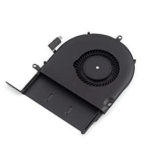 Willhom CPU Cooling Cooler Fan Replacement for MacBook Pro Retina 13'' A1502 Series (Late 2013, Mid 2014, Early 2015)
