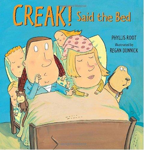 Creak! Said the Bed pdf