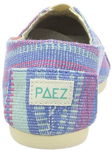 0073 Indie Adultos Multicolor Unisex Alpargatas Paez Azul Eva Violeta Rojo Original Pacific OIS00Pqn