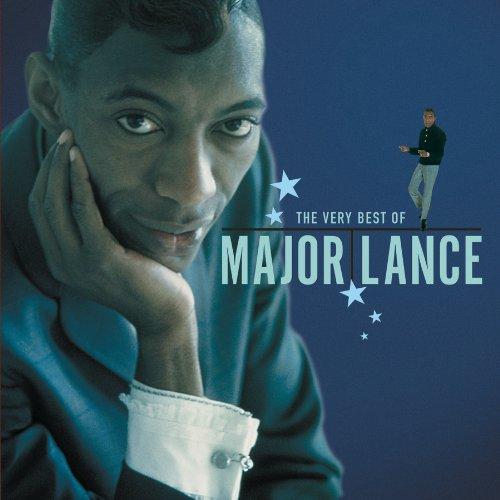 CD : Major Lance - The Very Best Of Major Lance (CD)