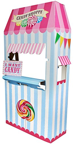 Carnival Candy Shoppe Room Decor - Cardboard (Candyland Room Theme)