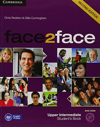 FACE2FACE UPP INT ALUM+DVD+CD+EJ+KEY 2ª