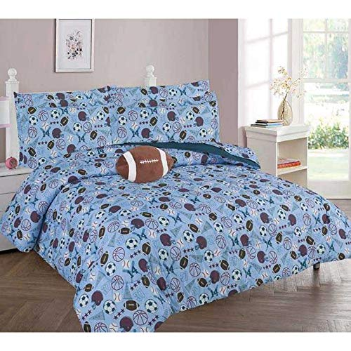 Golden Quality Bedding 3-Piece or 4-Piece Printed Modern Design Kids