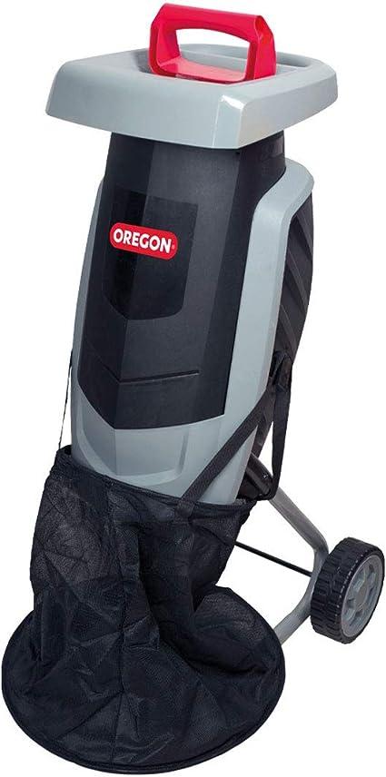 Oregon - Biotriturador SH2200, Color Negro: Amazon.es: Jardín