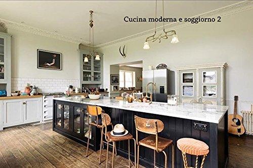Amazon.com: Cucina moderna e soggiorno 2 (Italian Edition) eBook: N ...