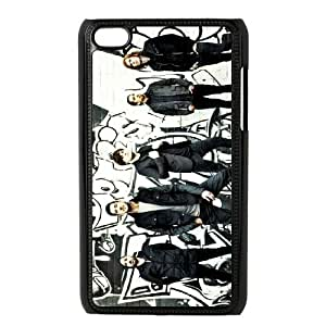 DIY Printed Of Mice and Men hard plastic case skin cover For Ipod Touch 4 SNQ613510
