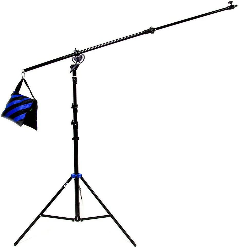 Savage 12 Convertible Drop Stand and Boom Arm