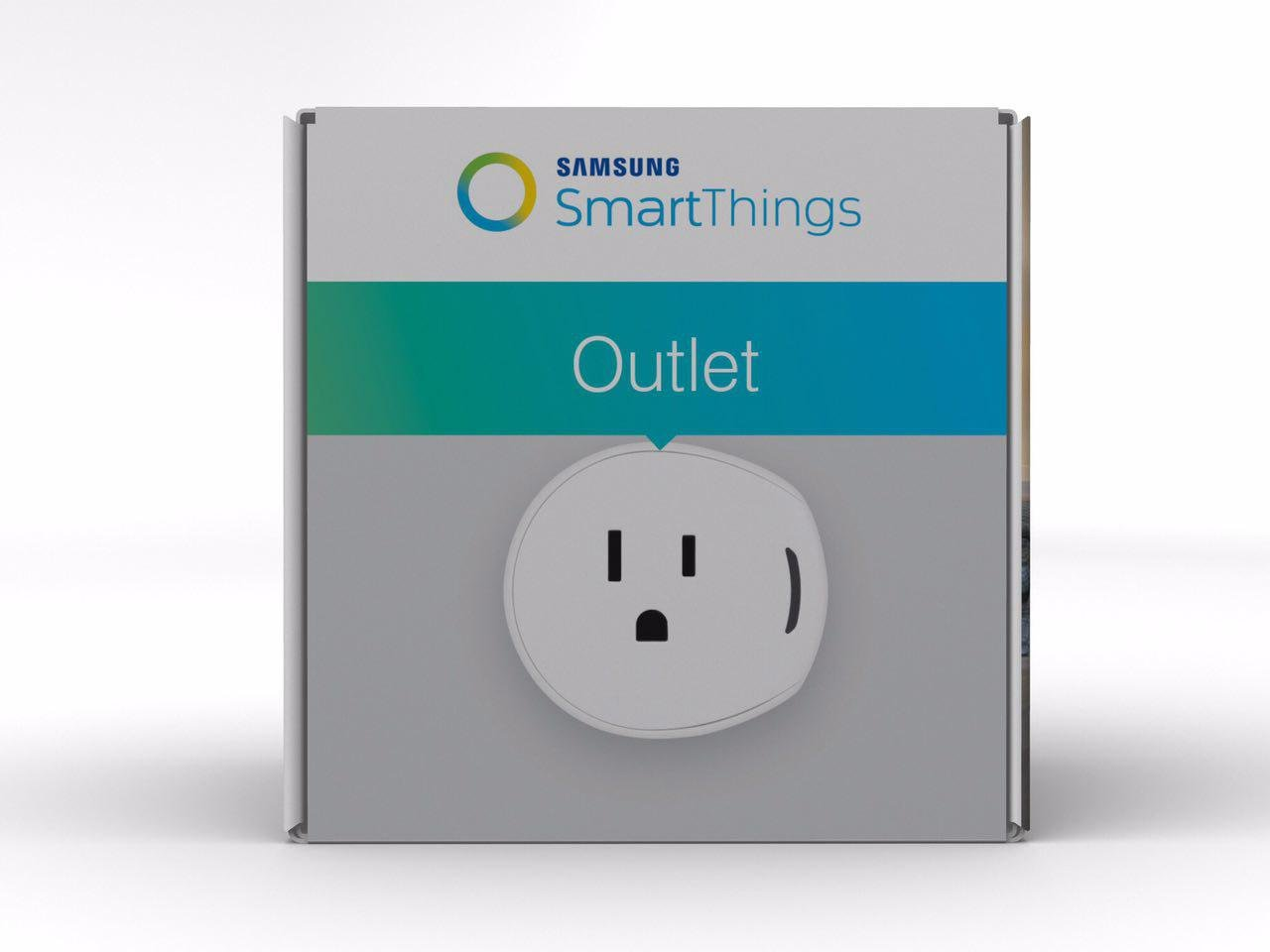 Samsung  F-OUT-US-2 SmartThings Outlet, White by Samsung SmartThings (Image #4)