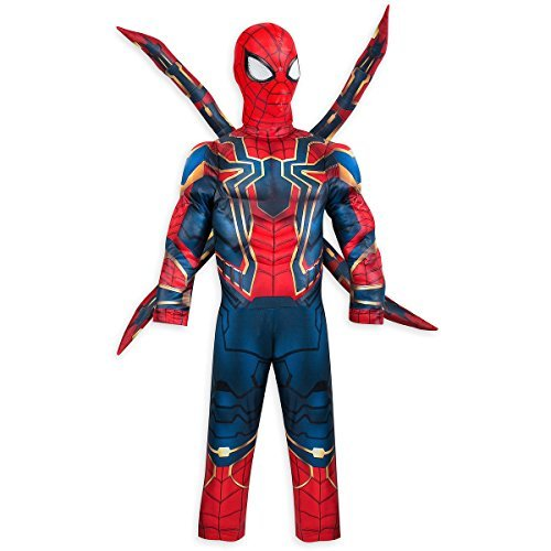 Shop Disney Iron Spider Costume for Kids - Marvel's Avengers: Infinity War - Spider-Man (7/8)