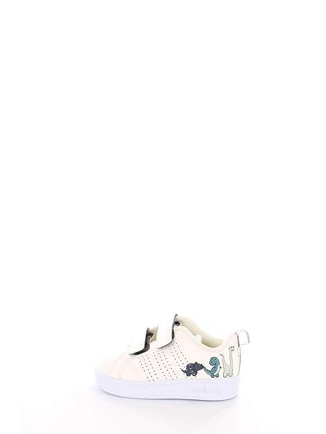 newest b8ee3 83015 adidas Vs Advantage Clean Cmf Inf, Scarpe da Tennis Unisex – Bambini