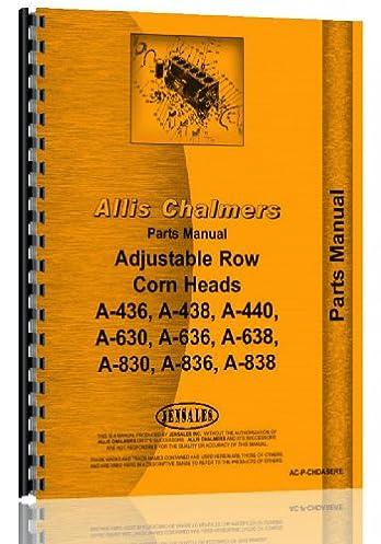 51ql3l6Dz8L._SX348_BO1204203200_ allis chalmers c series corn head parts manual (sn 0101 3000