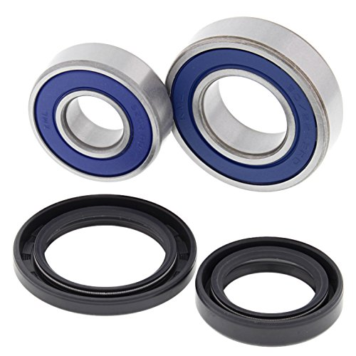 All Balls Racing 25-1576 Front Wheel Bearing Kit