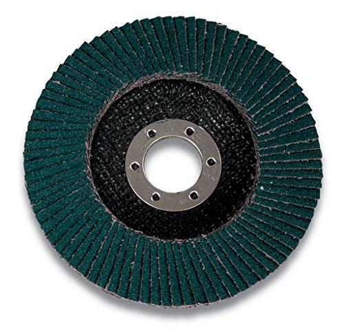 - 3M Flap Disc 546D, T29 4-1/2 in x 7/8 in 120 X-weight (10 Discs) (Pack of 10)