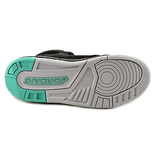 Nike Black/Hyper Turq-Anthrct-White, Zapatillas de Baloncesto para Niños Negro (Black / Hyper Turq-Anthrct-White)