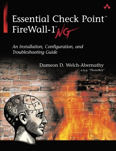 Firewall Configuration (Essential Check Point FireWall-1 NG: An Installation, Configuration, and Troubleshooting Guide)