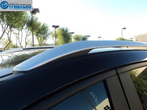 Am Roof Rail - MAZDA CX-5 SKYACTIV 2013 NEW OEM ROOF RACK AND CROSS BARS SET