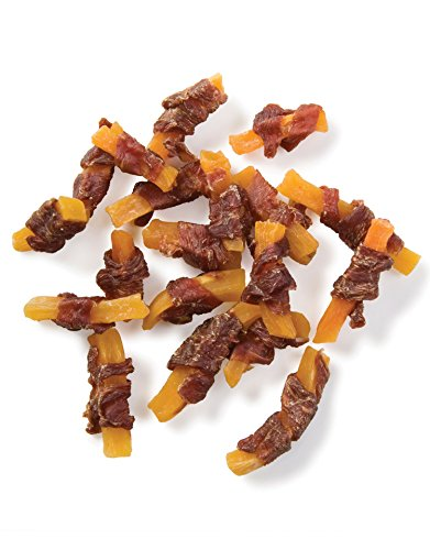 Pet 'n Shape Duck 'n Sweet Potato - All Natural Dog Treats, Duck, 1.1 Lb