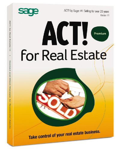 ACT! by Sage Premium for Real Estate 11