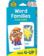 Word Families: Flash Cards