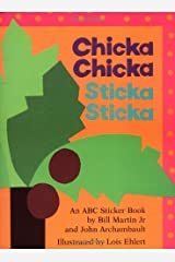 Chicka Chicka Sticka Sticka Paperback
