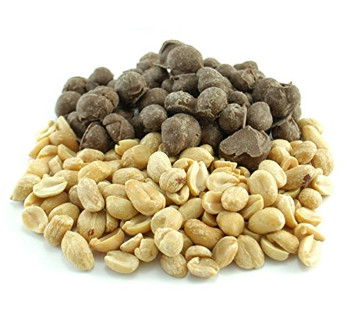 Weaver Chocolates Double Dipped Peanuts (1 LB.)