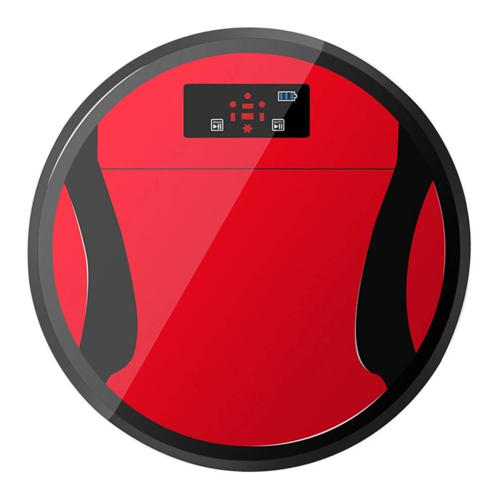 TYUIO ロボット掃除機、1200Pa超強力吸引、超スリム、自動掃除用自動掃除機で硬木張りの床、中絨毯、ペット用フィルター、簡単スケジュールクリーニング B07R16QDRQ