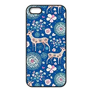 Generic for iPhone 4 4s Cell Phone Case Black Bambi Custom HFGLJSGLF9164