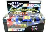 Pez Candy Dispenser Race Car Blue #24 Jeff Gordon
