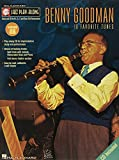 Benny Goodman Jazz Play-Along Vol.86 Bk/Cd