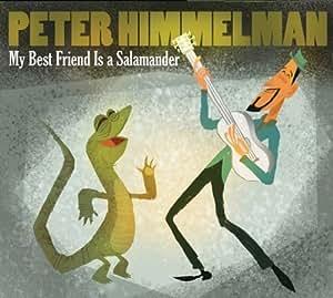 My Best Friend Is a Salamander