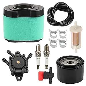 Amazon.com: Wellsking 792105 276890 - Filtro de aire + ...