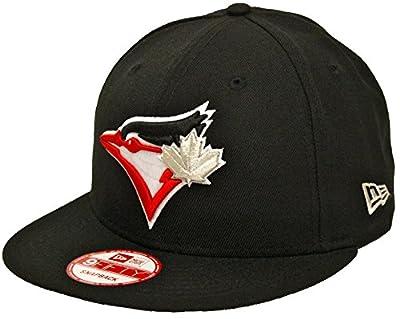 New Era 9Fifty 5 OG 90 Toronto Blue Jays Black Snapback