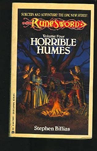 book cover of Horrible Humes