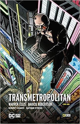 Transmetropolitan Vol. 1 De 5