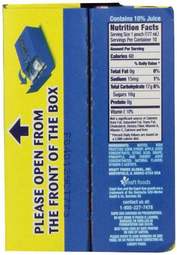 Greater amount rod juice for u