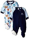 Gerber Baby-Boys Newborn 2 Pack Blanket