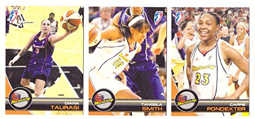 (2008 WNBA Basketball Team Set - Phoenix Mercury)