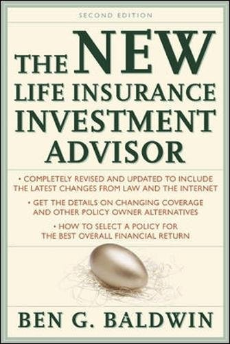 New Life Insurance Investment Advisor  Achieving Financial Security For You And Your Family Through Todays Insurance Products