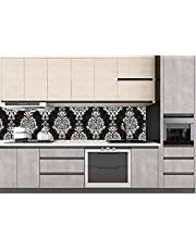 Wall sticker roll for kitchen size 50 cm in 2 meters self-adhesive