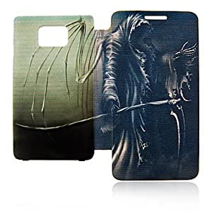 Demon Leather Case for Samsung Galaxy S2 I9100