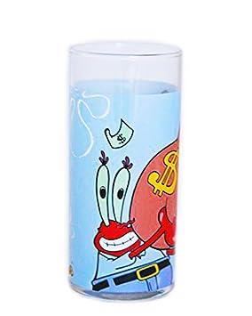 Verre Capitaine Krabs De Bob L éponge Mr Krabs Eugene Crabe 13cm