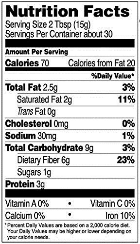Let's Do Organic Coconut Flour, 16-Ounce Pouches (Pack of 12) by  (Image #1)
