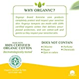 Organyc 100% Certified Organic Cotton Tampons