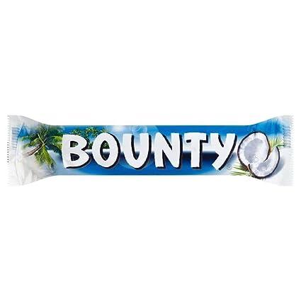Bounty Chocolate Bar, 57g: Amazon.in: Grocery & Gourmet Foods